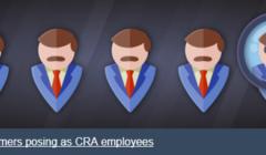 CRA Scam image