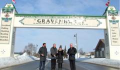 Gravenhurst Entrance