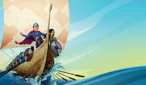 rom viking break