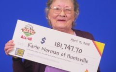 Poker Lotto (All In) _April 5,2018_$181,747.70_(All In $176,747.70+Instant $5,000)_Karin Norman of Huntsville