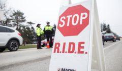 RIDE stop