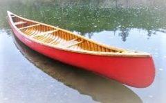 canoe red