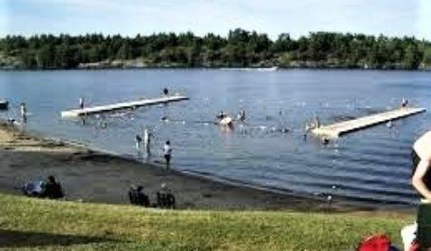 gull lake beach open in gravenhurst others open friday muskoka today