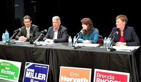 ont election local debate