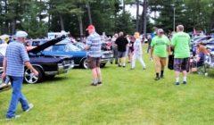 chamber car show field
