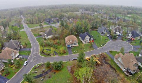 muskoka bay subdivision