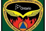 mnrf forest fire logo