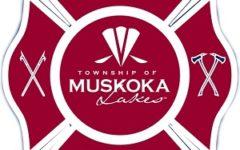muskoka lakes fire department logo