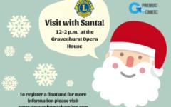gh santa claus parade flyer