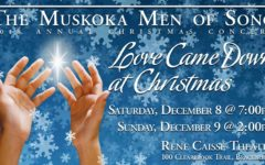 men of song concert poster
