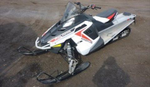 2014 Polaris Indy 500 CC Snowmobile