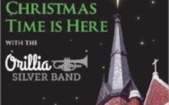 orillia silver CD