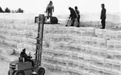 ICE CUTTING OPS GULL LAKE ca 1948 (2)