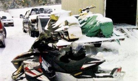 stolen sleds hvl