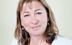 Charlotte Wallis RVH Board Chair