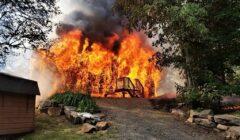 cottage fire july 10 2019