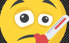 flu emoji